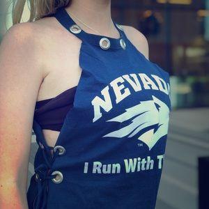 University Nevada Reno (UNR) Custom T